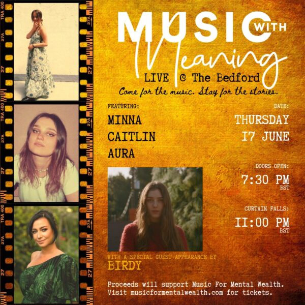 Music with Meaning @ The Bedford